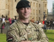 Military Cross awarded to Royal Dragoon Guards soldier