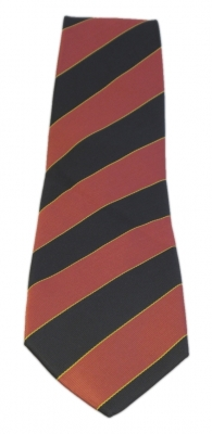 Tie - 4th/7th Royal Dragoon Guards