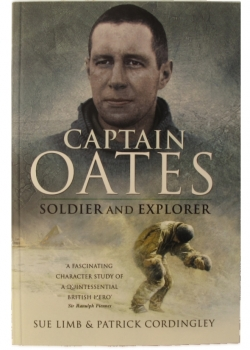 Captain Oates: Soldier & Explorer (Soft Back)