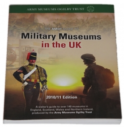 Military Museums in the UK, 2010/11 edition (Softback)