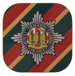 Coaster - Royal Dragoon Guards