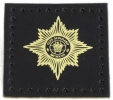 Leather Patch - 4th/7th Royal Dragoon Guards